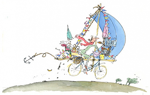 mrs-armitage-on-wheels-illustration-quentin-blake